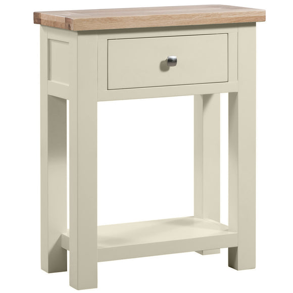 Oxford Painted 1 Drawer Console Table