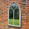 Outdoor Arched Mirror