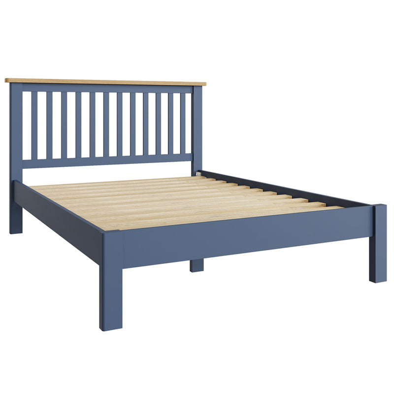 Canterbury Blue Bed
