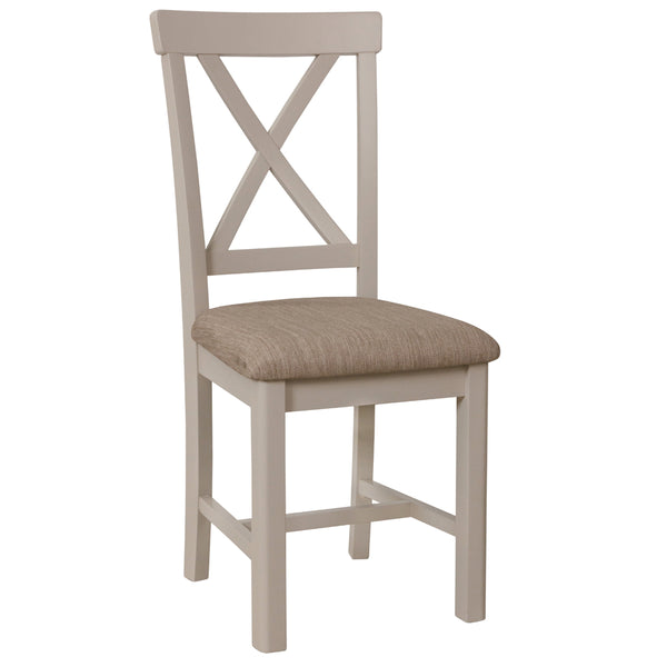 Canterbury Grey Chair
