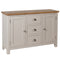 Canterbury Grey Large Sideboard
