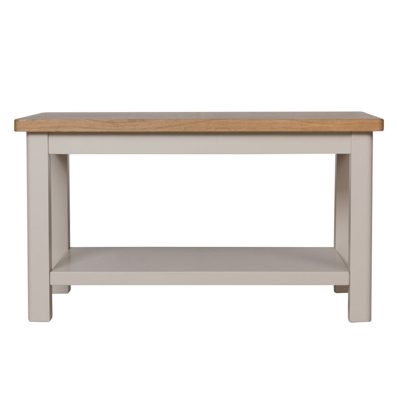 Canterbury Grey Small Coffee Table