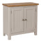 Canterbury Grey Small Sideboard