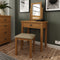 Canterbury Oak Dressing Table
