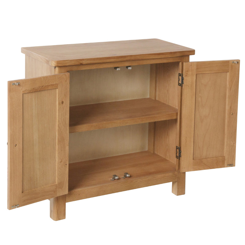 Canterbury Oak Small Sideboard