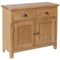 Canterbury Oak Sideboard