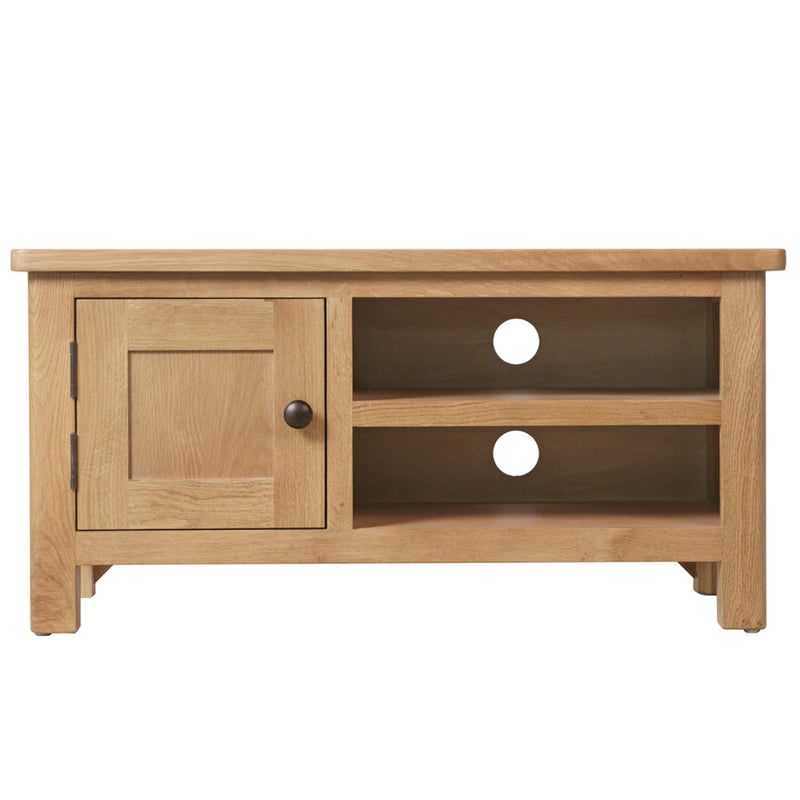 Canterbury Oak TV Unit