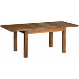 Petersfield Oak Medium Extending Table (2 Leaves)