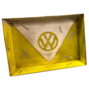 Vintage Yellow VW Drinks Tray