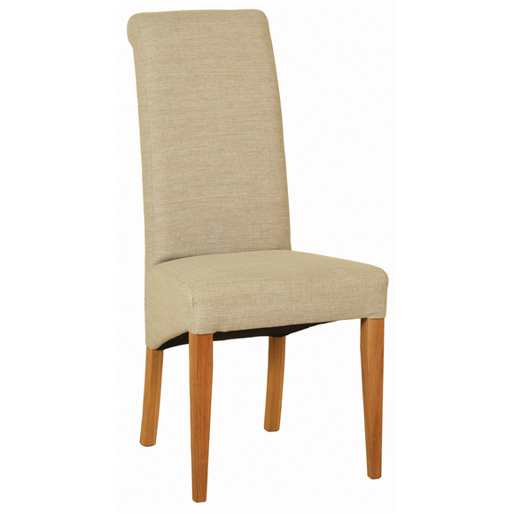 Beige Hampshire Fabric Chair