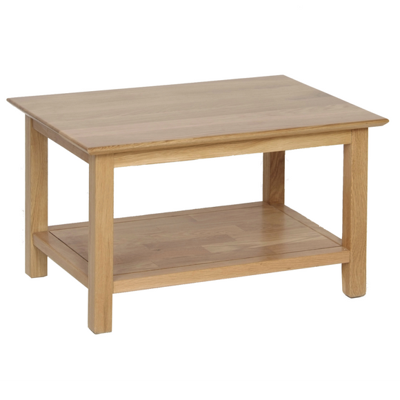 Hampshire Oak Coffee Table 760mm