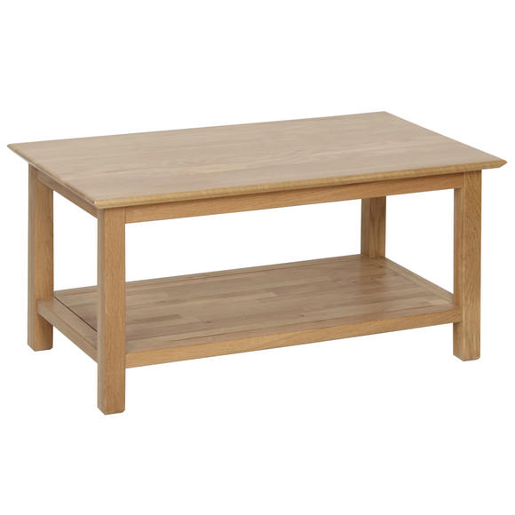 Hampshire Oak Coffee Table 915mm