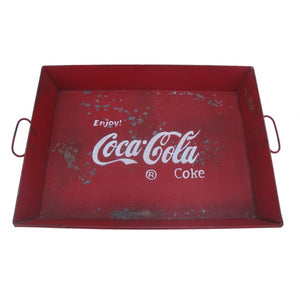 Vintage Coca Cola Drinks Tray