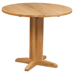 Oxford Oak Drop Leaf Table