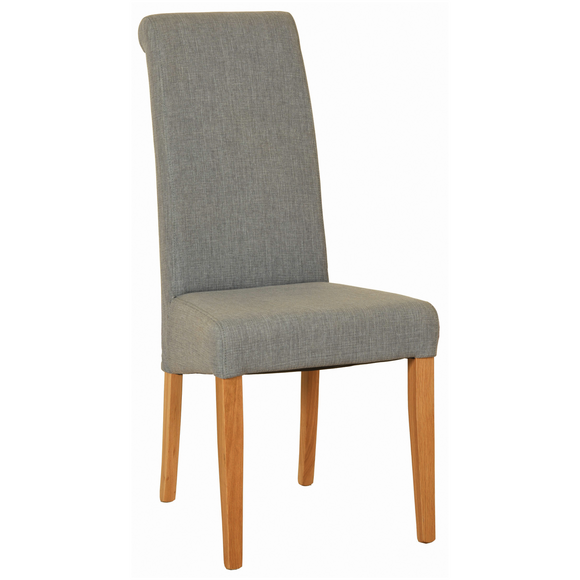 Light Grey Hampshire Fabric Chair