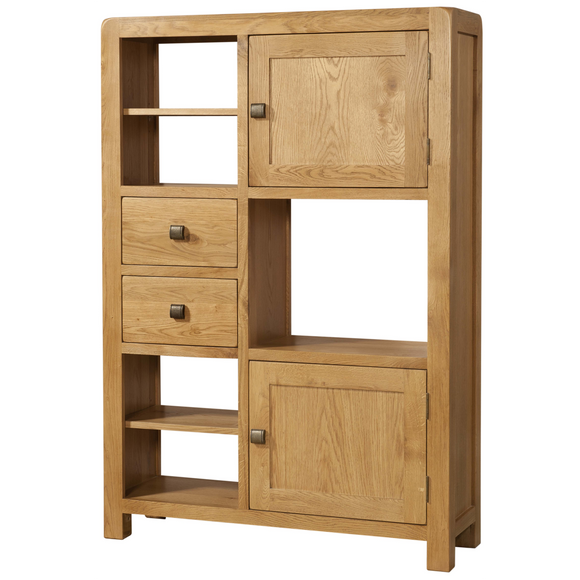 Sway Oak High Display Unit