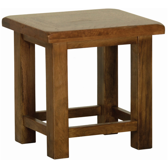Petersfield Oak Side Table