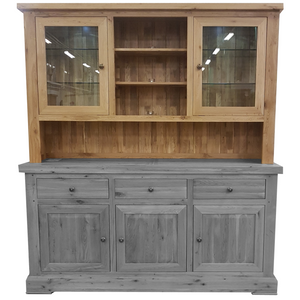 French Oak Large Dresser Top