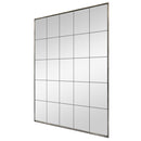 Extra Large Smokey Panel Mirror