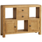 Sway Oak Low Display Unit