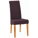 Mauve Hampshire Fabric Chair