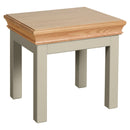 Eton Platinum Side Table