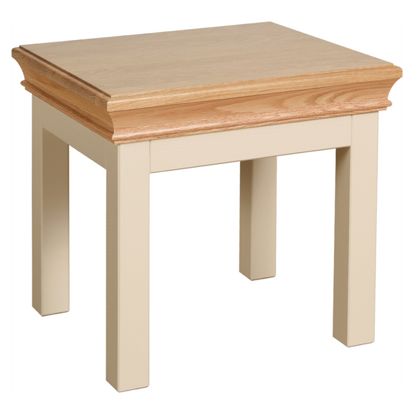 Eton Ivory Side Table