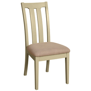 Eton Truffle Slat Back Dining Chair