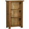 Petersfield Oak 3' Narrow Bookcase