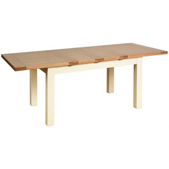 Eton Ivory Medium Dining Table