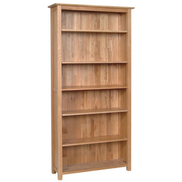 Hampshire Oak 6' Bookcase