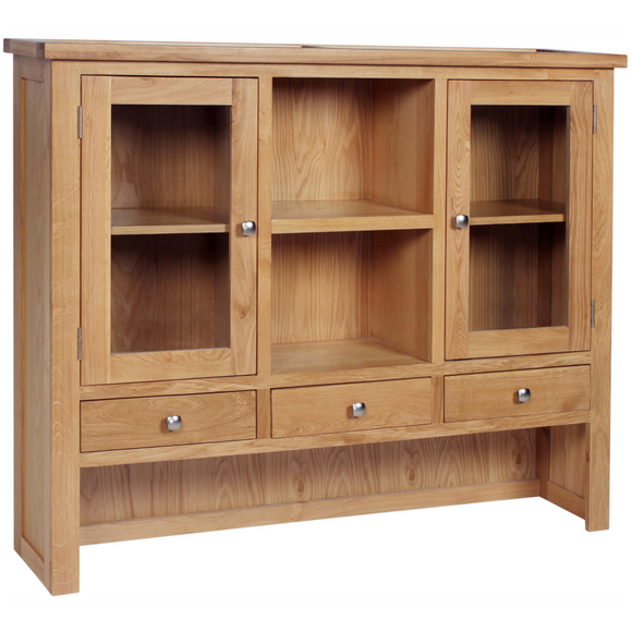 Oxford Oak Large Dresser Top