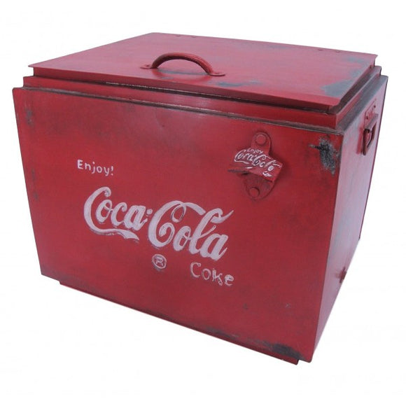 Vintage Large Coca Cola Cooler