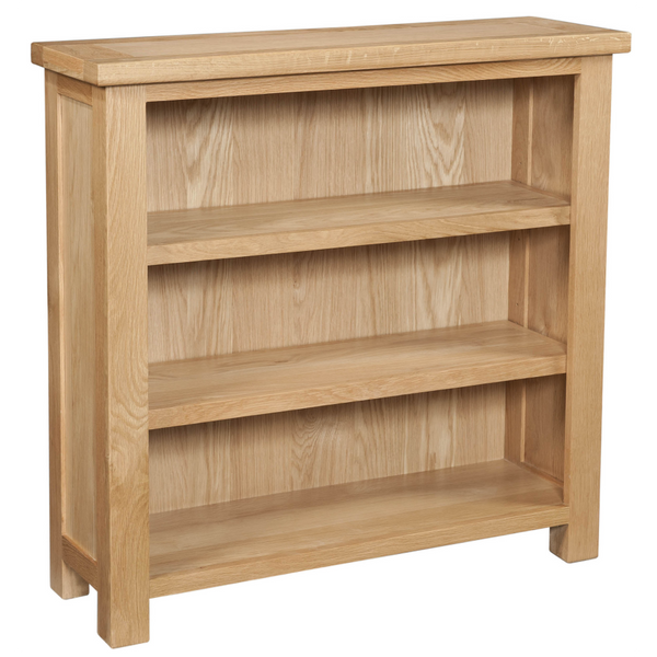 Oxford Oak 3' Bookcase