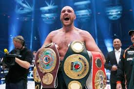TYSON FURY IS COMING BACK FROM DEPRESSION TO REGAIN HIS BELTS HE NEVER LOST!