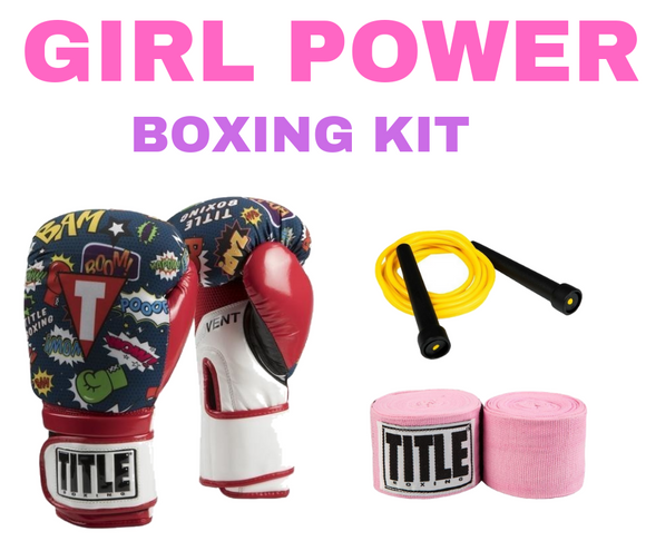 WOMEN'S RED POW STARTER KIT