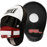 SIMPLEMITTS TITLE GEL WORLD CONTOURED PUNCH MITTS