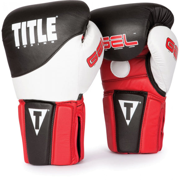 SIMPLEMITTS TITLE GEL TRI-BRID TRAINING GLOVES