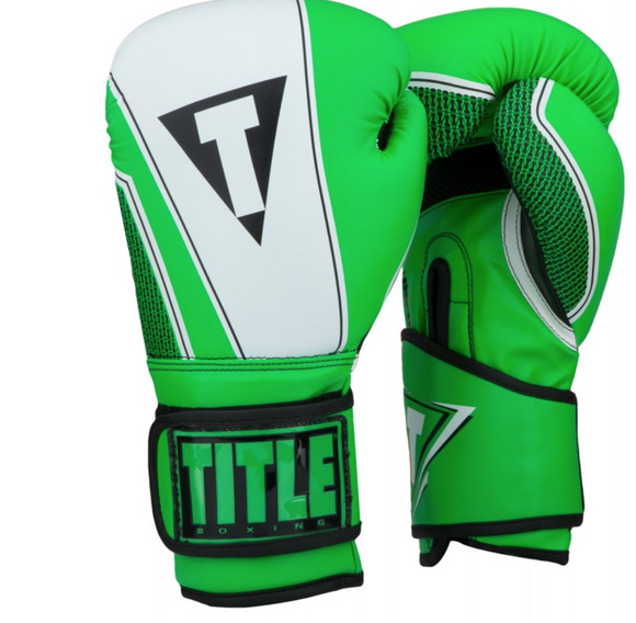 TITLE INFUSED FOAM NEUROTIC BOXING GLOVES