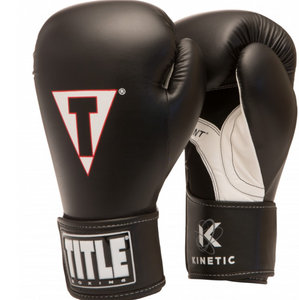 SIMPLEMITTS TITLE KINETIC AEROVENT BOXING GLOVES
