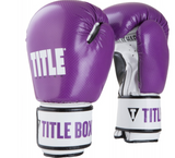 SIMPLEMITTS TITLE VENGEANCE FITNESS BOXING GLOVES