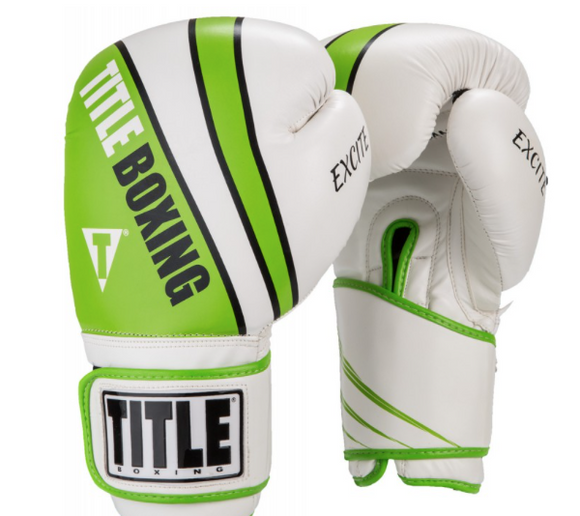 TITLE INFUSED FOAM EXCITE TRAINING GLOVES
