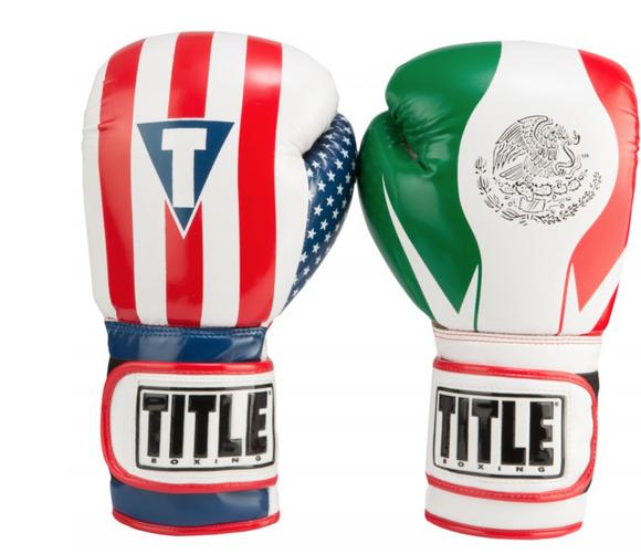 SIMPLEMITTS TITLE INFUSED FOAM USA/MEXICO TRAINING GLOVES