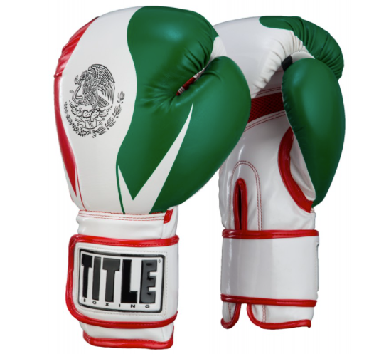 SIMPLEMITTS TITLE INFUSED FOAM EL COMBATE MEXICO TRAINING GLOVES