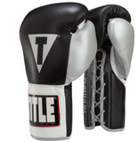 SIMPLEMITTS TITLE PLATINUM POWER PRO FIGHT GLOVES
