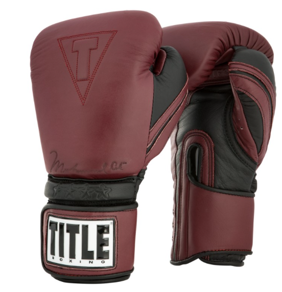 SIMPLEMITTS- ALI AUTHENTIC LEATHER TRAINING GLOVES