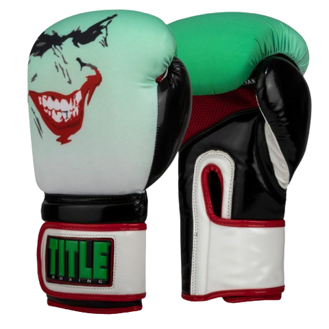 TITLE INFUSED FOAM JESTER BOXING GLOVES