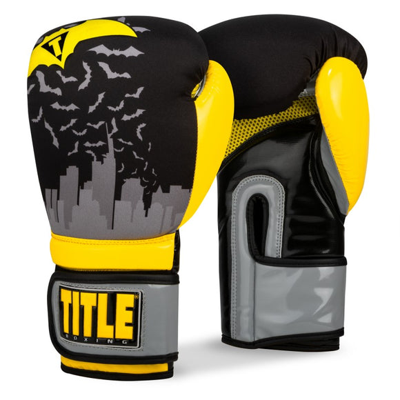 TITLE INFUSED FOAM CRUSADER BOXING GLOVE-SIMPLEMITTS.COM