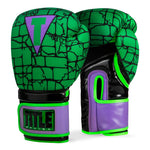 Boxing gloves  * Dura-lined Neoprene * Exclusive Infused Foam® over the fist and knuckles * Nylon-mesh upper palm air release inset * Padded palm face * Full wrap around wrist strap with hook-and-loop closure  Incredible dura-lined Neoprene striking cover delivers professional, durable and long-lasting results, for all skill levels. Exclusive Infused Foam® over the fist and knuckles forms an unbelievably comfortable, natural closure, with a lighter, more impact-resistant core for all the performance, protec