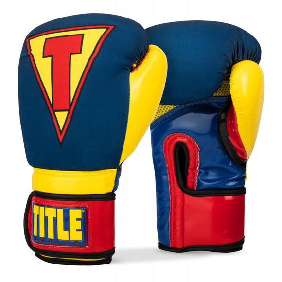 TITLE INFUSED FOAM HERO BOXING GLOVES-SIMPLEMITTS.COM